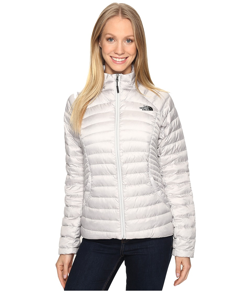 The North Face - Tonnero Jacket (Lunar Ice Grey (Prior Season)) Women's Coat