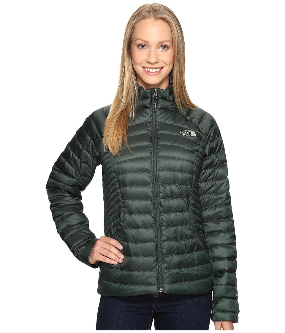 The North Face - Tonnero Jacket (Darkest Spruce (Prior Season)) Women's Coat