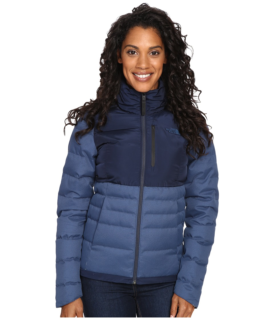The North Face - Denali Down Jacket (Cosmic Blue) Women's Coat