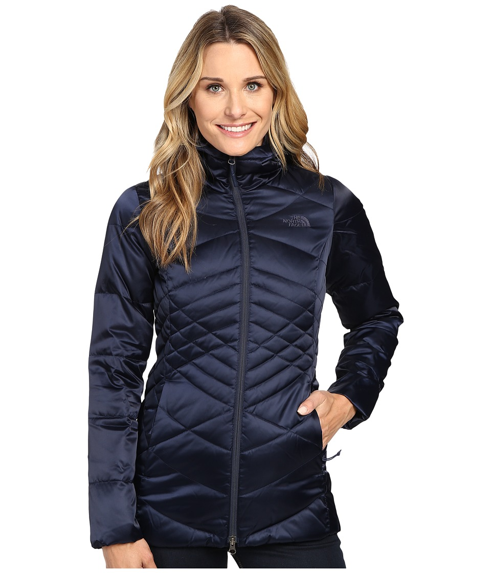 The North Face - Aconcagua Parka (Cosmic Blue) Women's Coat