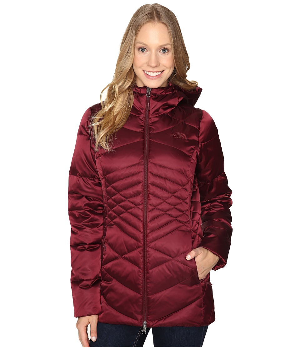 The North Face - Aconcagua Parka (Deep Garnet Red) Women's Coat
