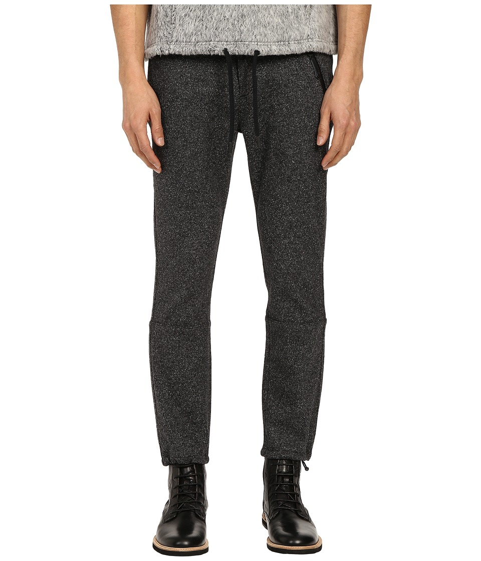 Matiere - Enzo Tech Cinch-Bottom Trousers (December Sky) Men
