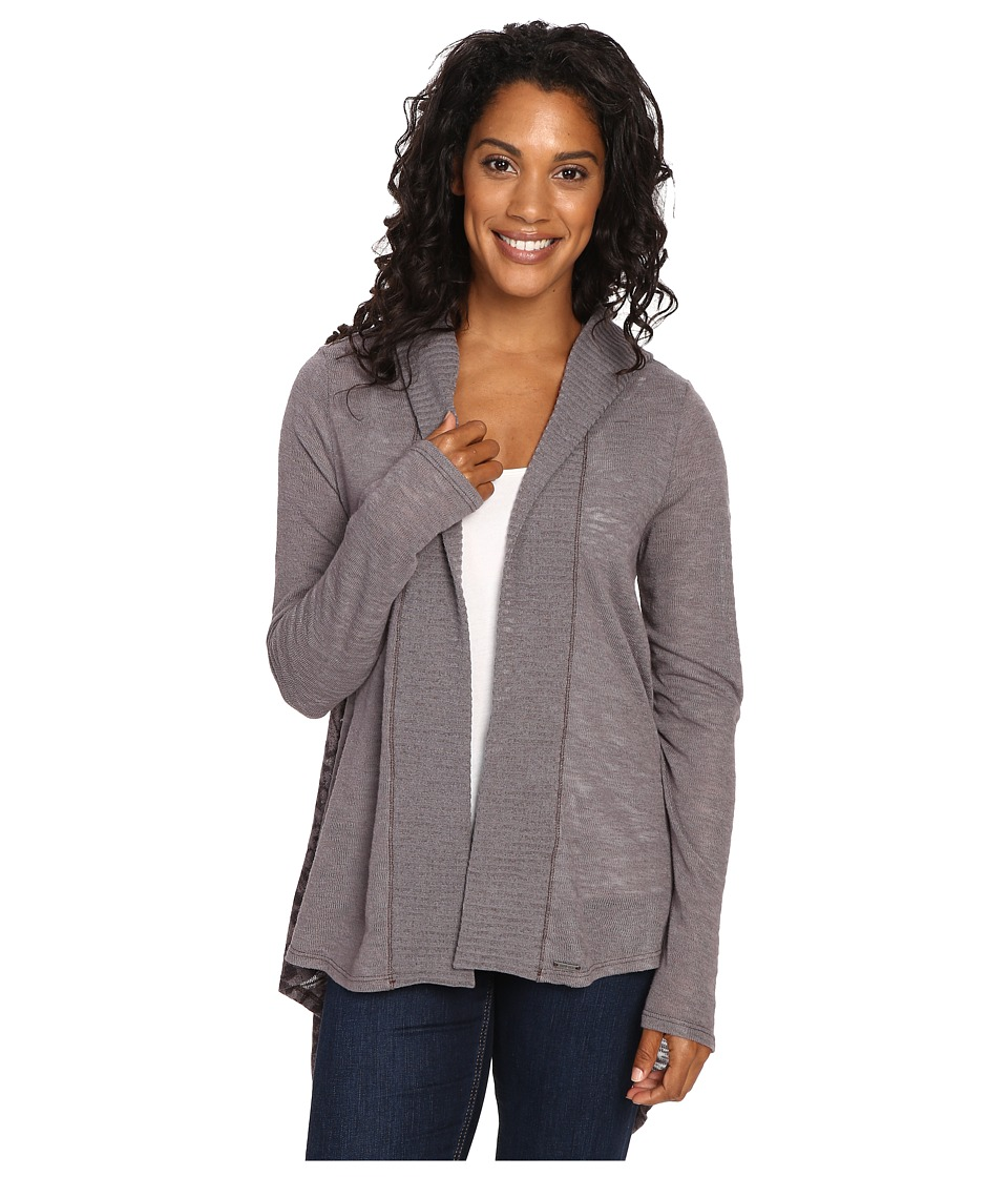 Prana - Hilo Duster (Muted Truffle) Women's Clothing