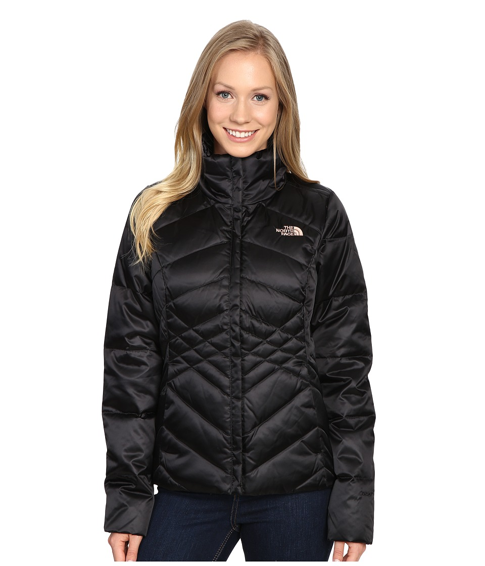 The North Face Aconcagua Jacket (TNF Black/Rose Dawn) Women