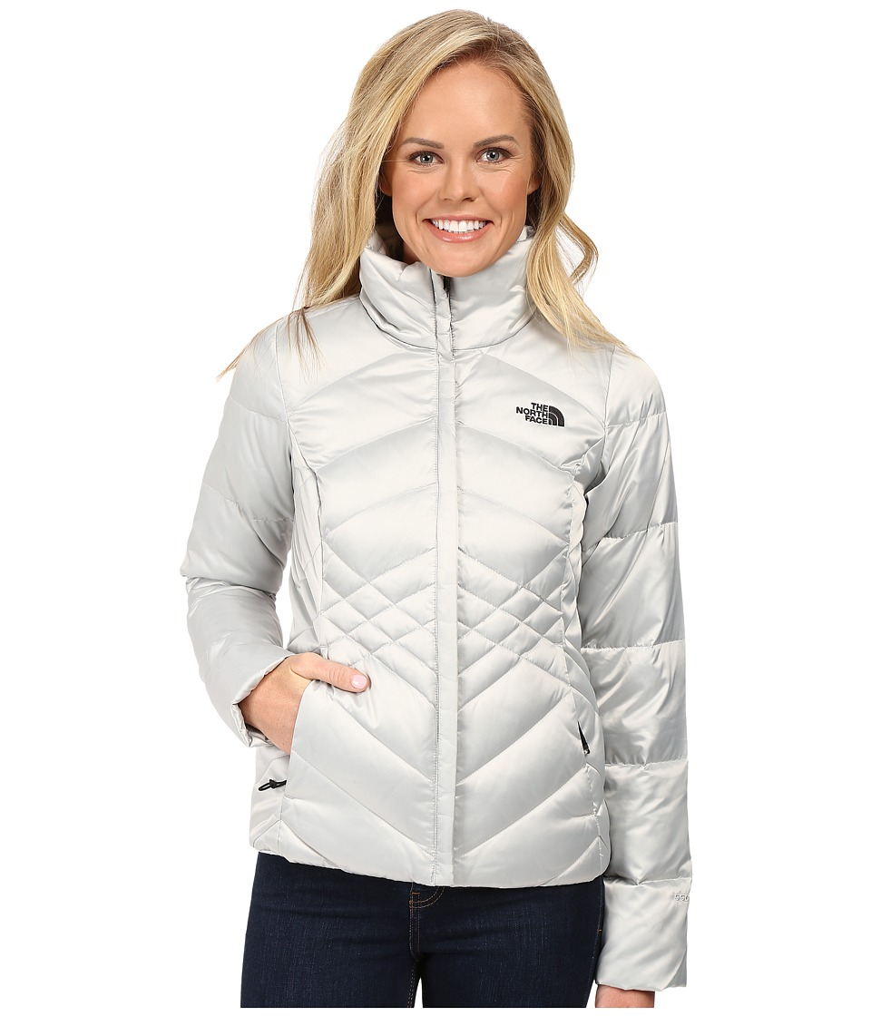 The North Face - Aconcagua Jacket (Lunar Ice Grey) Women's Jacket