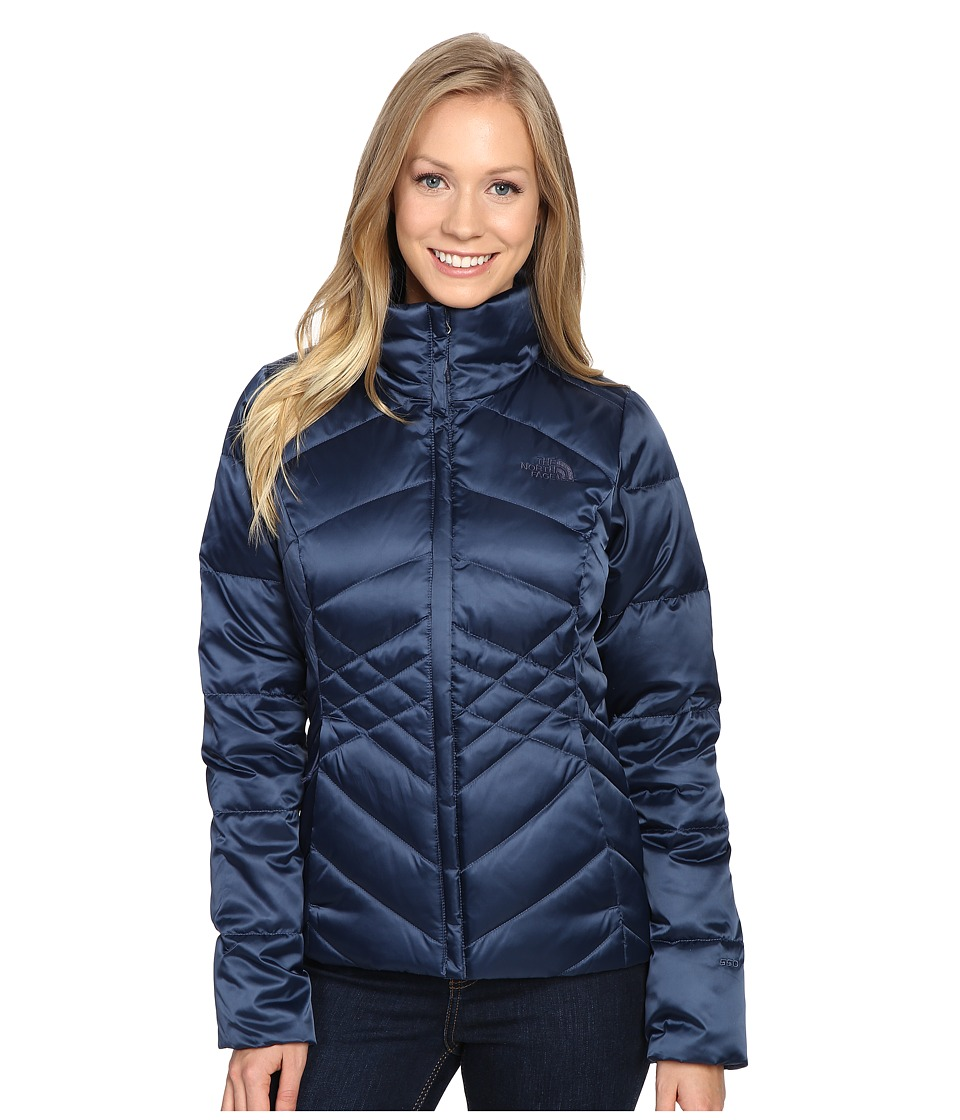 The North Face Aconcagua Jacket (Shady Blue) Women
