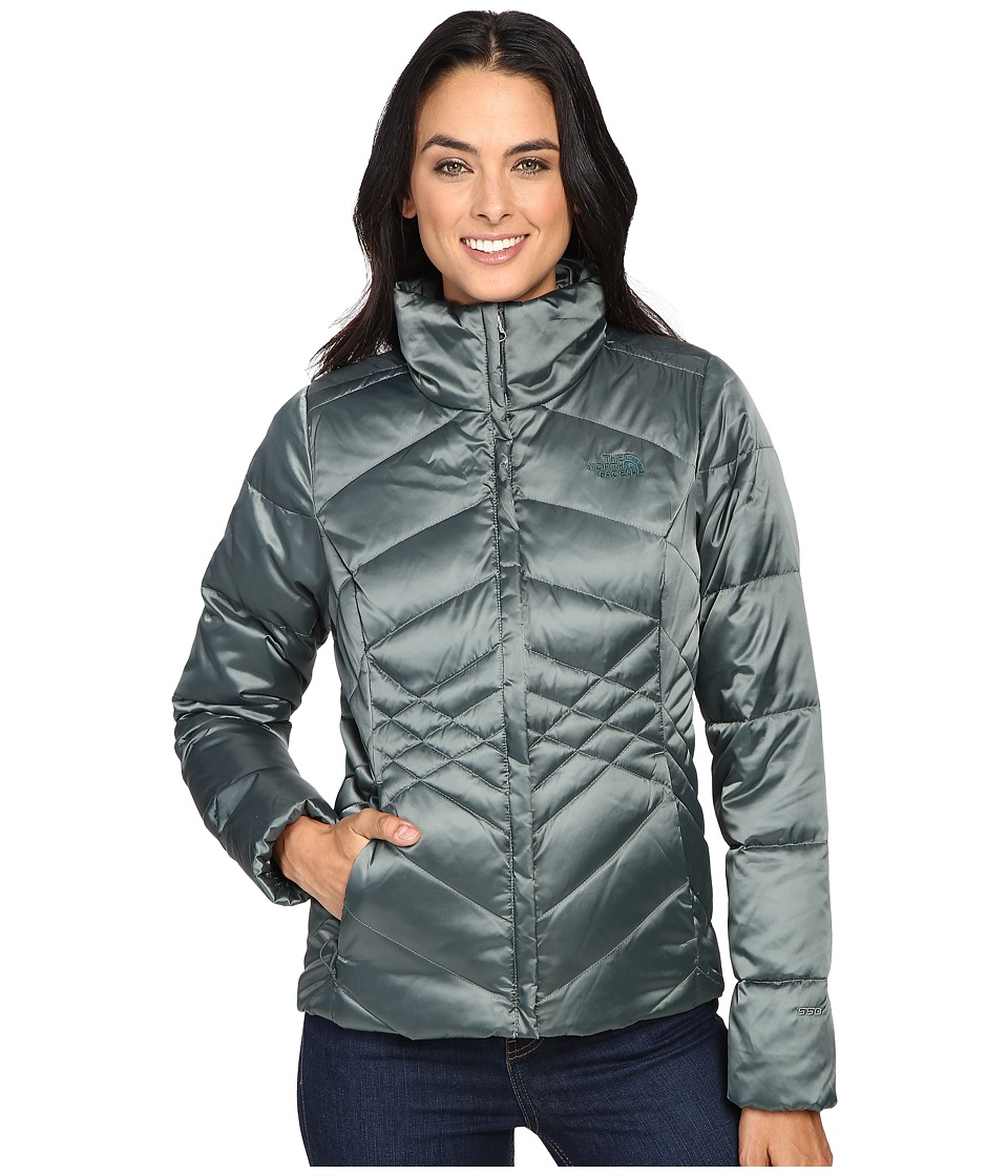 The North Face - Aconcagua Jacket (Balsam Green) Women's Jacket