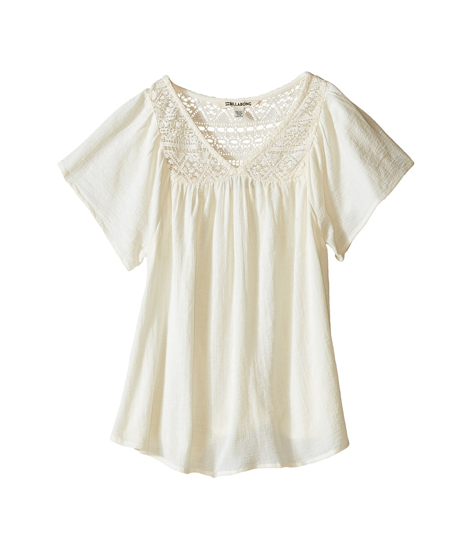 Billabong Kids - Sunkissed Sands Tunic (Little Kids/Big Kids) (Cool Wip) Girl's Blouse