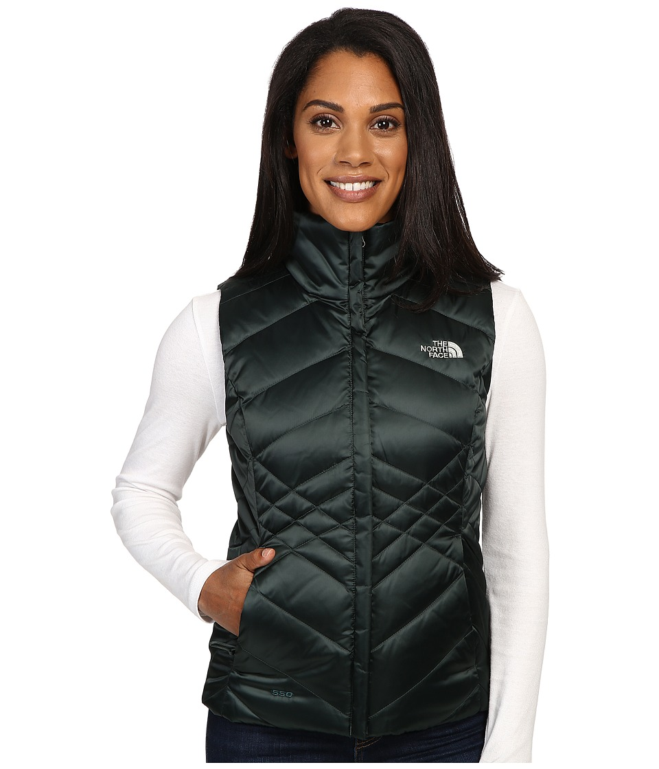 The North Face - Aconcagua Vest (Darkest Spruce) Women's Vest