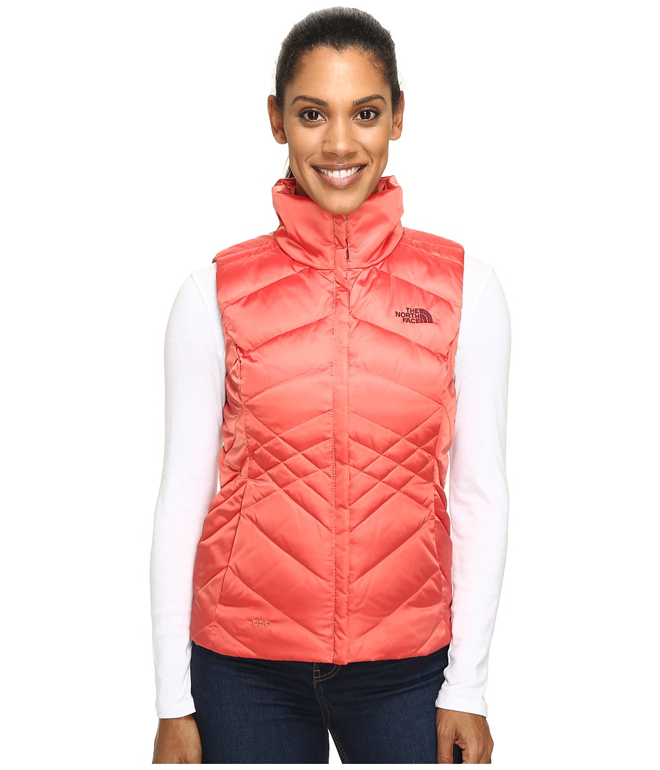 The North Face - Aconcagua Vest (Spiced Coral) Women's Vest