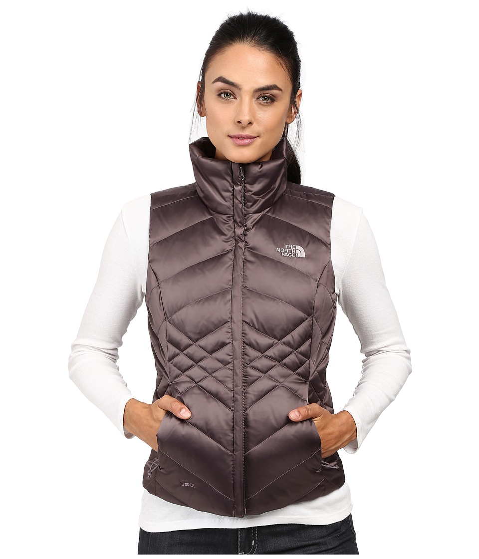 The North Face - Aconcagua Vest (Rabbit Grey) Women's Vest