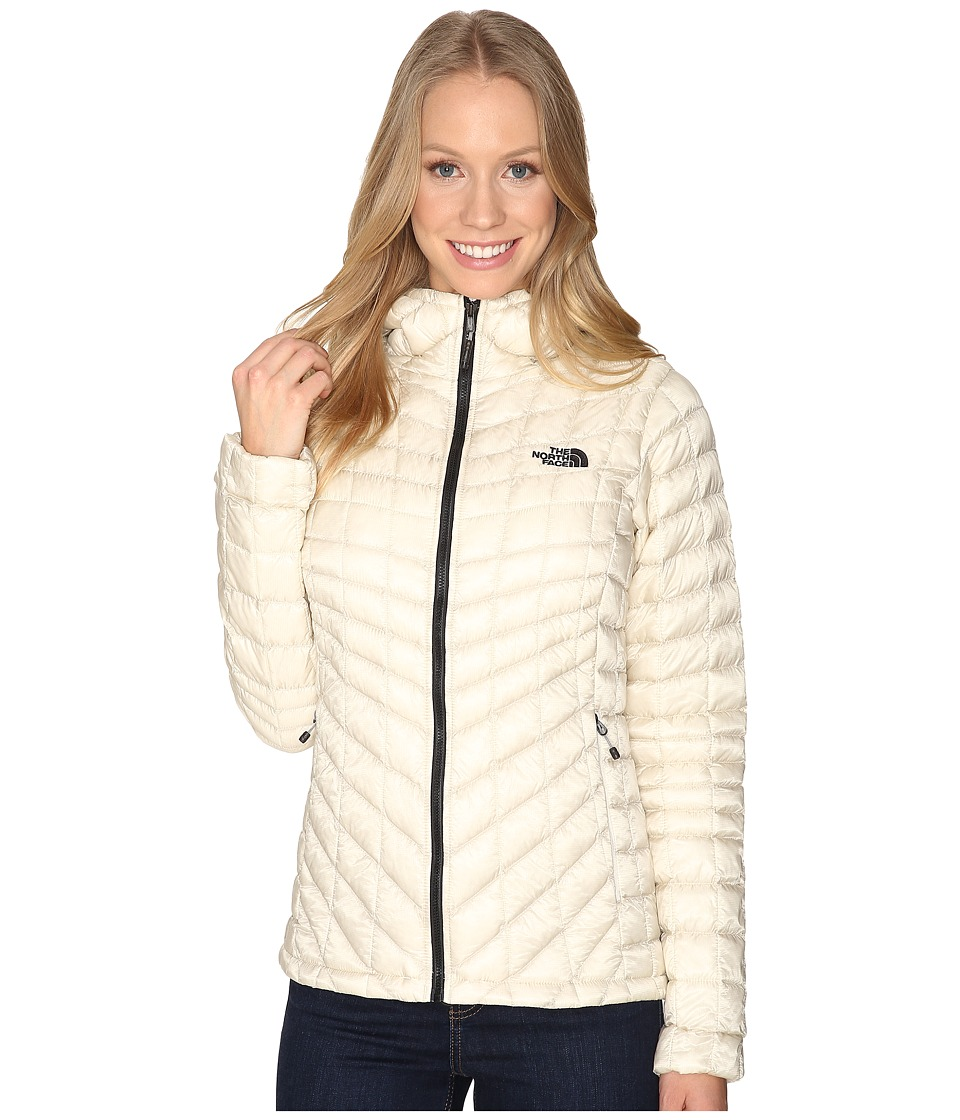 The North Face ThermoBalltm Hoodie (Vintage White) Women