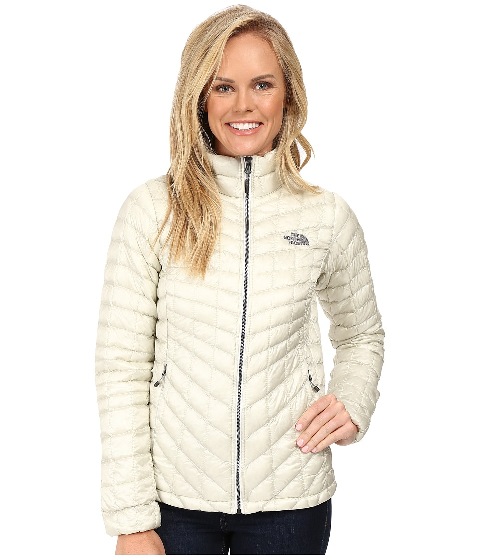 The North Face - ThermoBall Full Zip Jacket (Vaporous Grey) Women's Coat