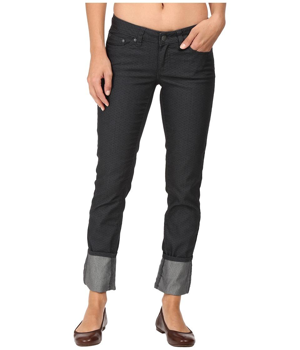 Prana - Kara Jean (Charcoal Dots) Women's Jeans