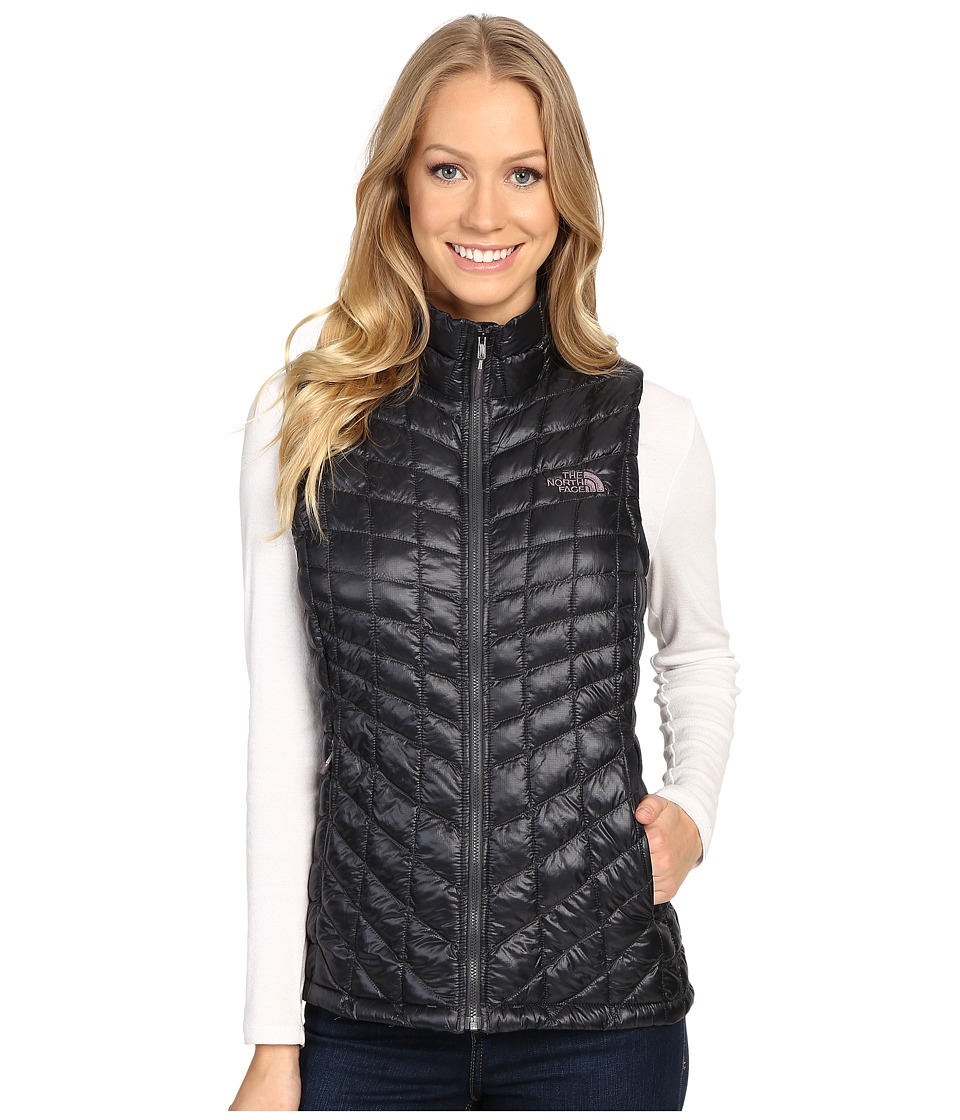 The North Face - ThermoBall Vest (Asphalt Grey) Women's Vest