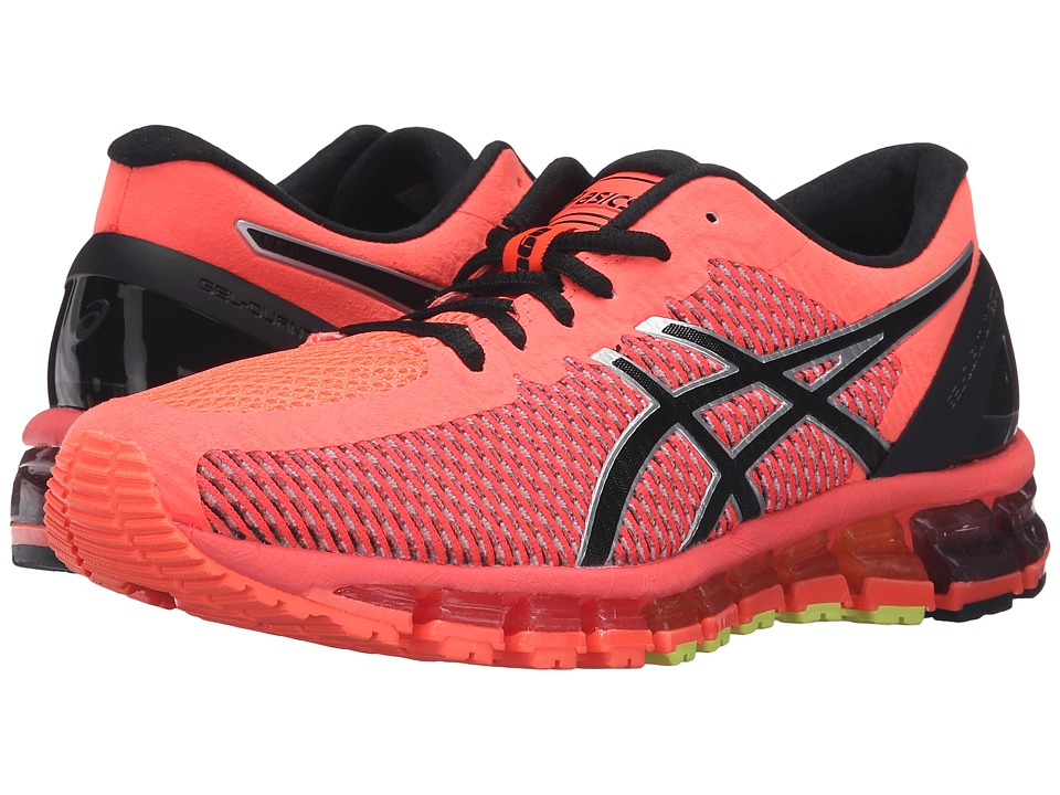 ASICS - Gel-Quantum 360 CM (Flash Coral/Black/Silver) Women's Running Shoes