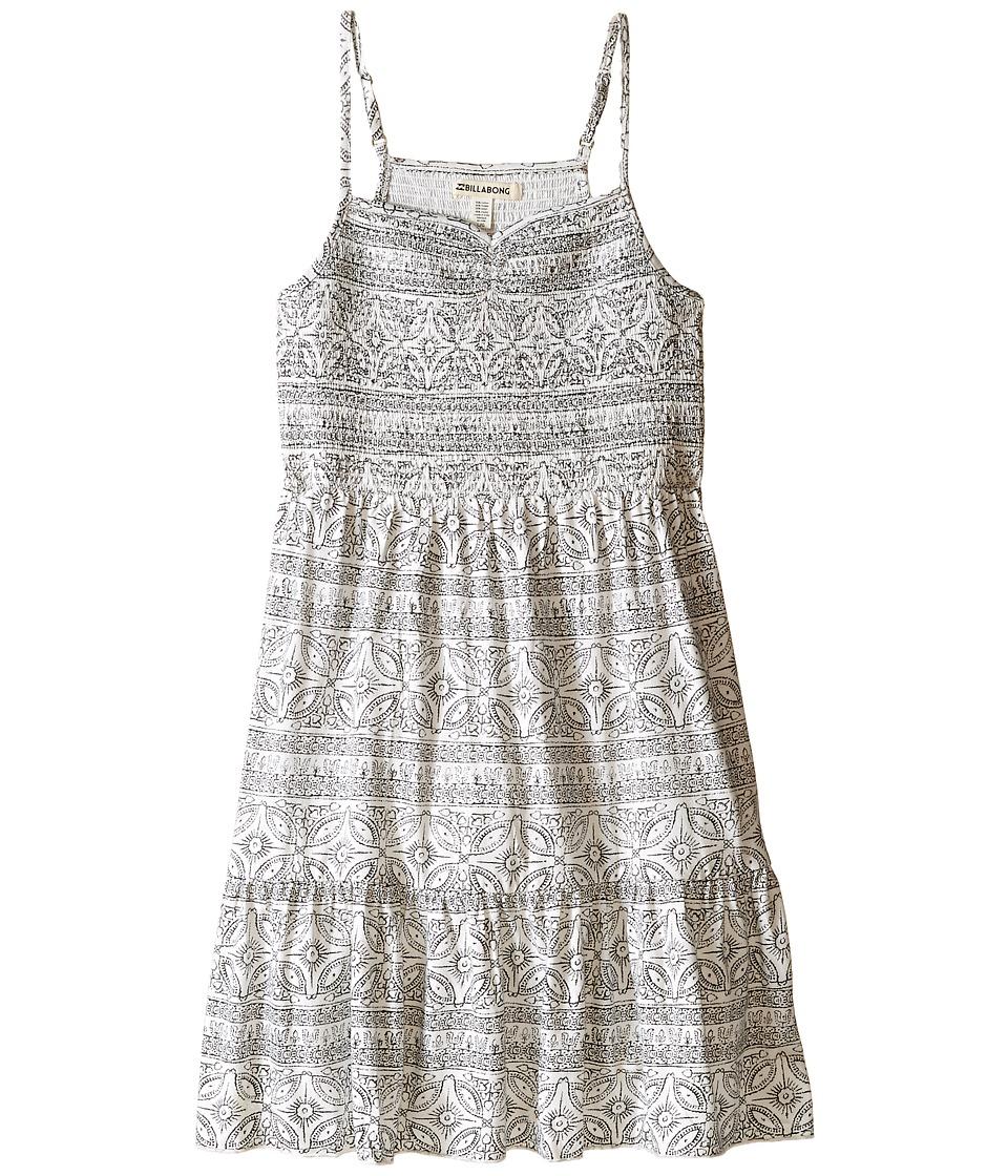 Billabong Kids Run On Knit Dress (Little Kids/Big Kids) (Cool Wip) Girl