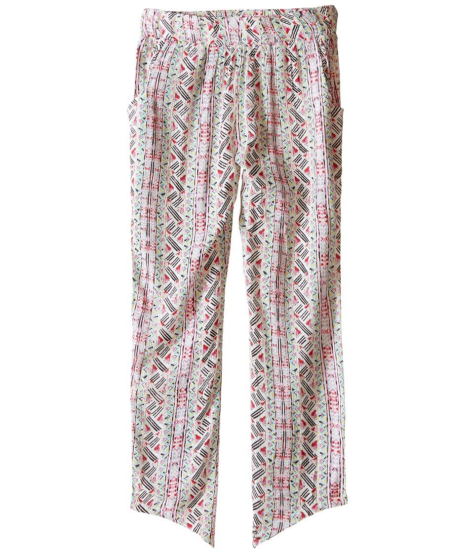 Billabong Kids - Beach Escape Beach Pants (Little Kids/Big Kids) (Multi) Girl's Casual Pants
