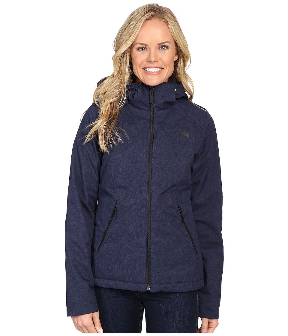 The North Face Apex Elevation Jacket (Cosmic Blue Heather) Women