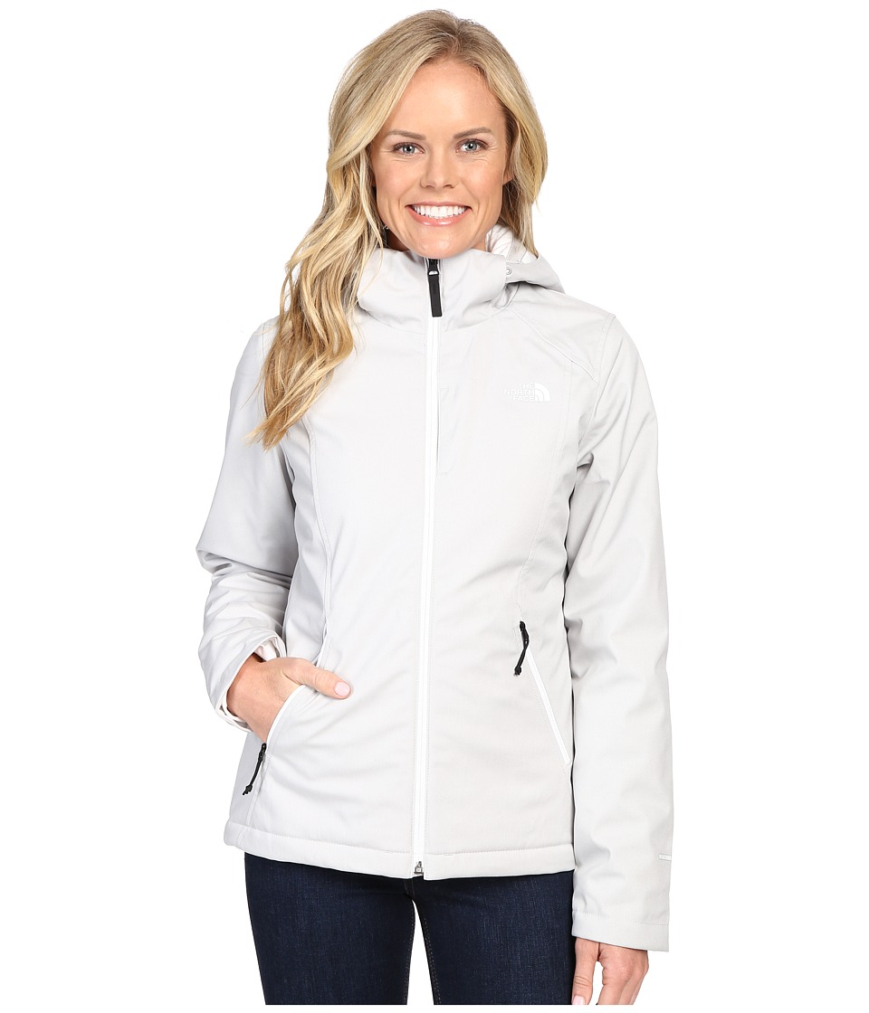 The North Face Apex Elevation Jacket (Lunar Ice Grey Heather) Women