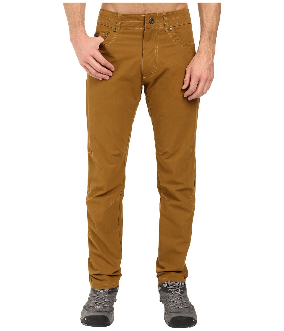 KUHL - Revolvr Lean Pants (Teak) Men's Casual Pants