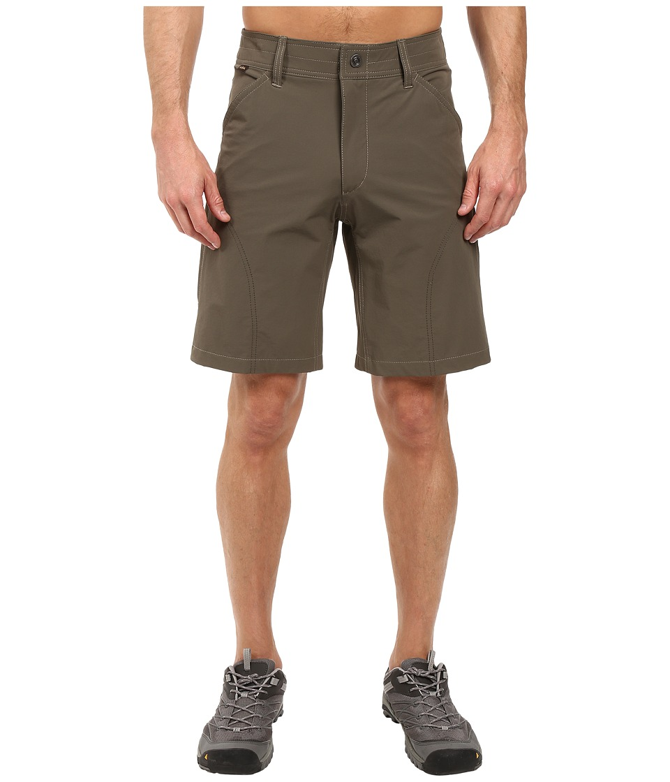 KUHL - Renegade 10 Short (Gun Metal) Men's Shorts