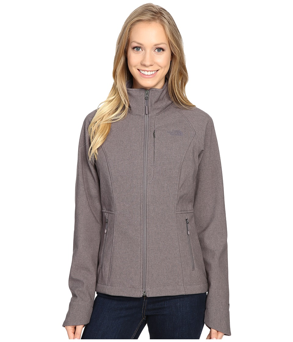 The North Face - Apex Bionic Jacket (Rabbit Grey Heather) Women's Coat