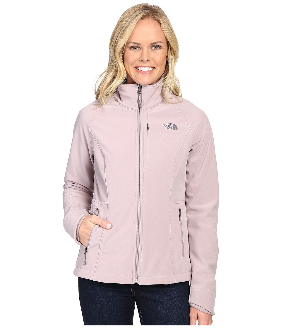 The North Face - Apex Bionic Jacket (Quail Grey) Women's Coat