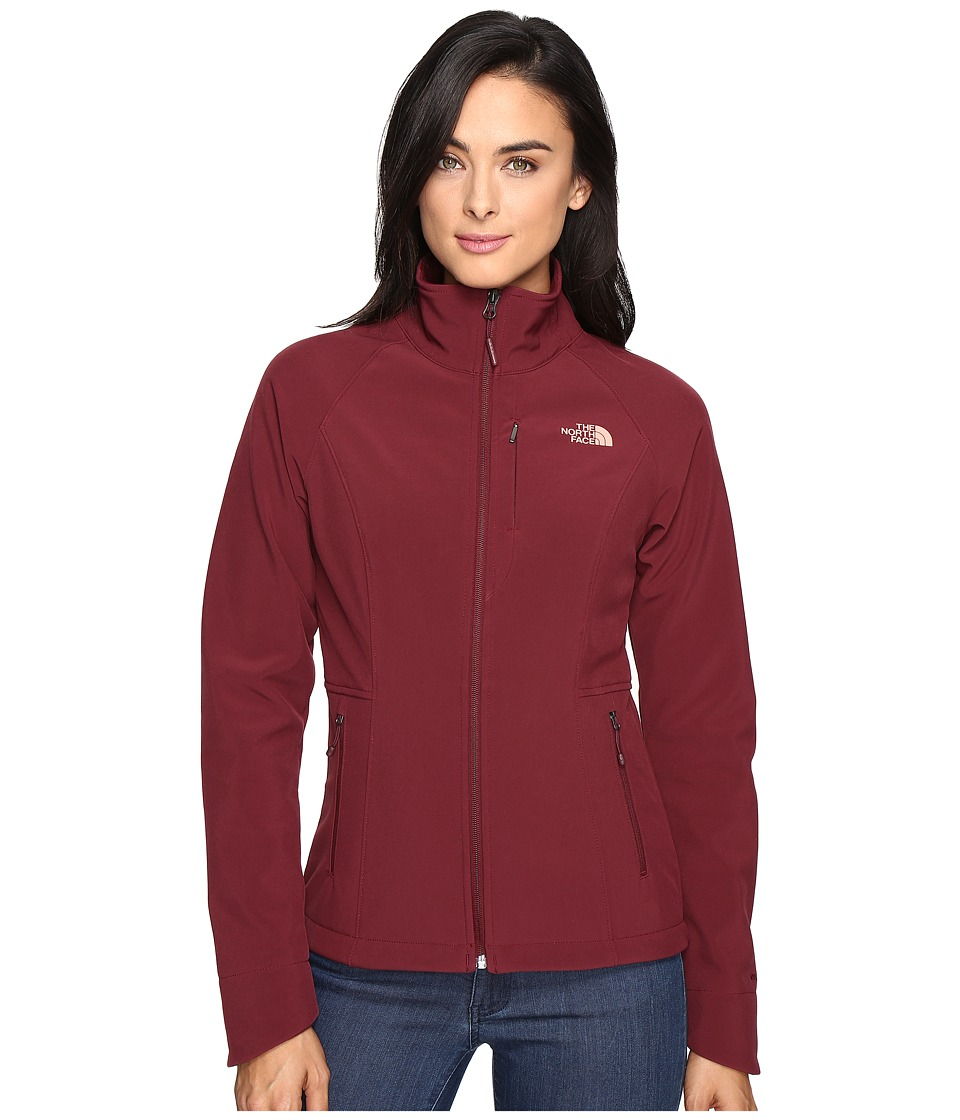 The North Face - Apex Bionic Jacket (Deep Garnet Red) Women's Coat