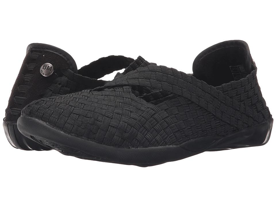 bernie mev. - Becca (Black) Women's Flat Shoes
