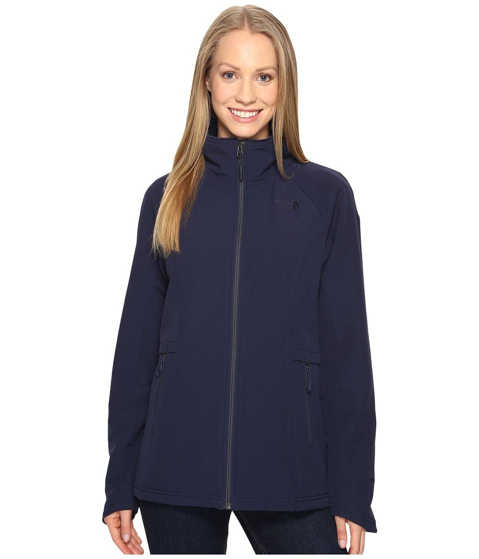 The North Face - Lisie Raschel Jacket (Cosmic Blue (Prior Season)) Women's Coat