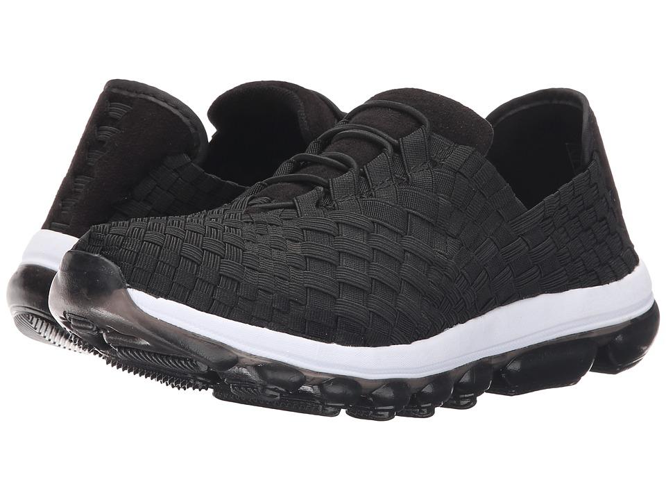 bernie mev. - Gummie Victoria (Black) Women's Flat Shoes