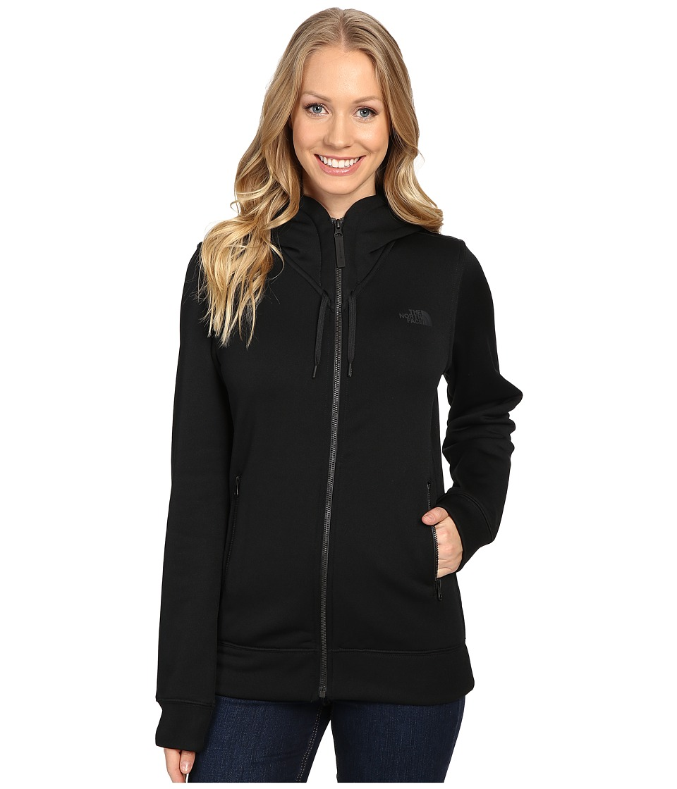 The North Face - Wyntur Hoodie (TNF Black) Women's Coat