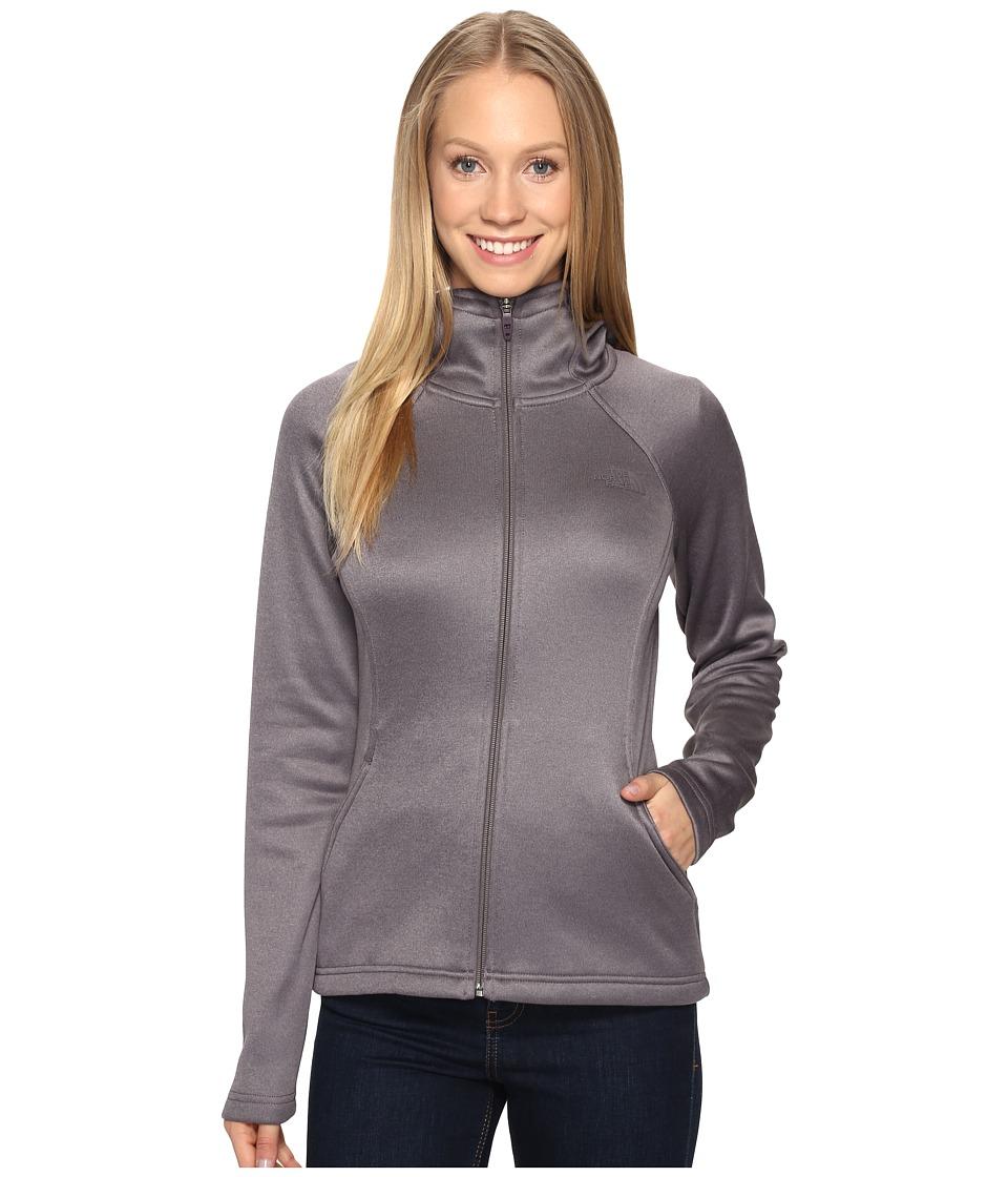 The North Face - Agave Hoodie (Rabbit Grey Heather (Prior Season)) Women's Sweatshirt
