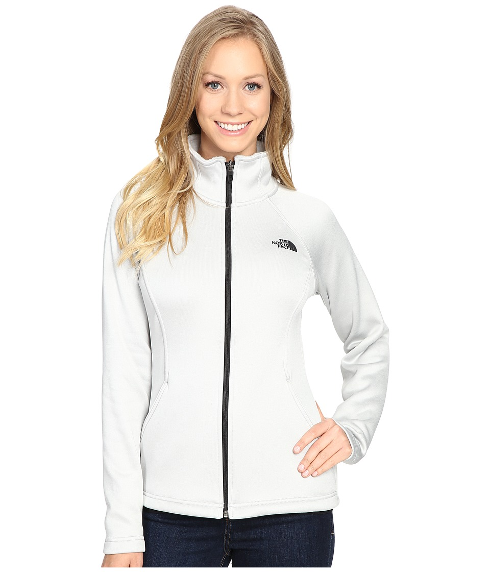 The North Face Agave Full Zip (Lunar Ice Grey Heather) Women