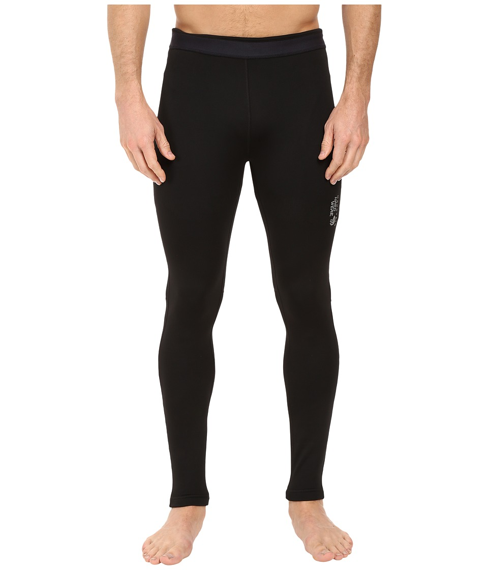 Mountain Hardwear - 32 Tights (Black) Men's Casual Pants