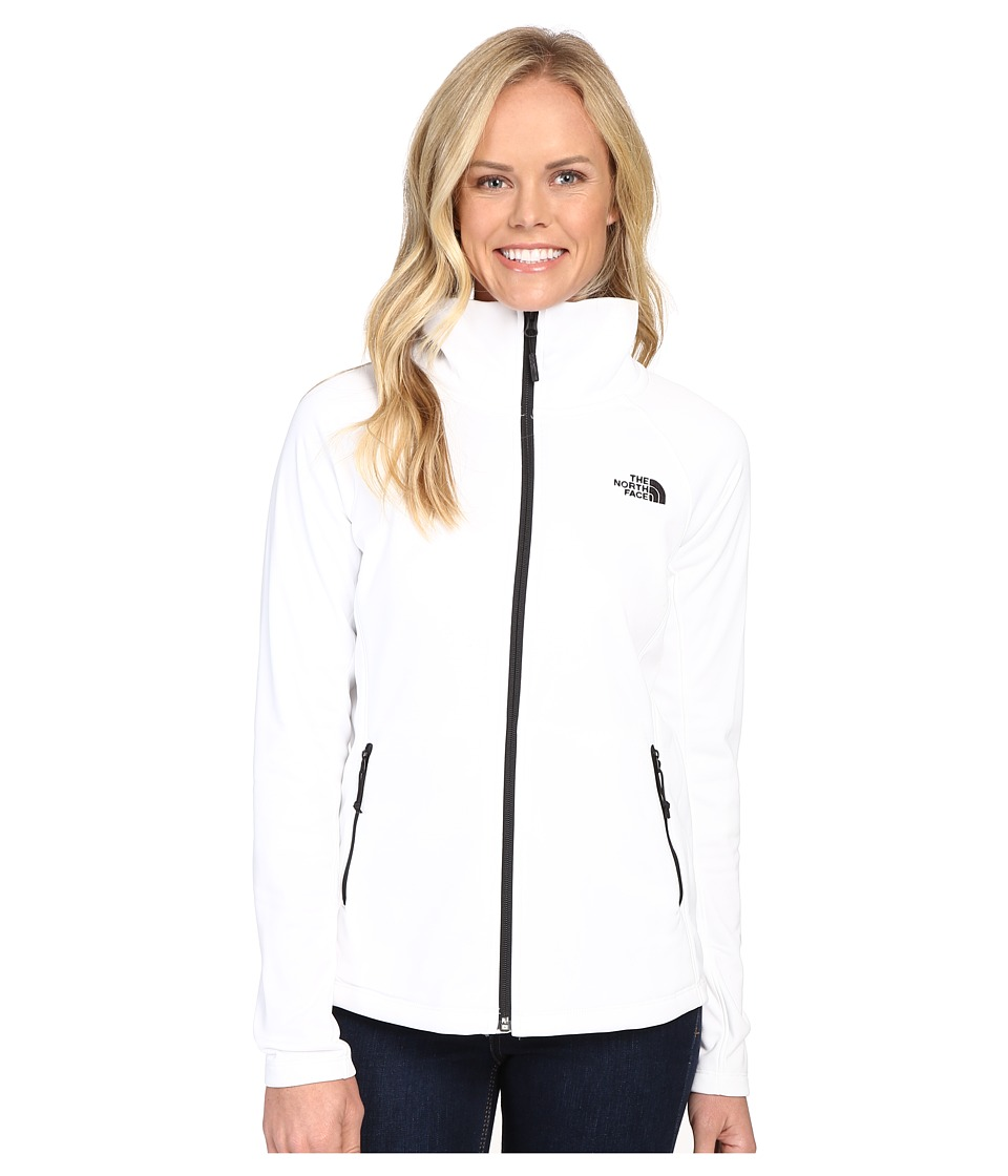 The North Face - Arcata Full Zip (TNF White) Women's Coat
