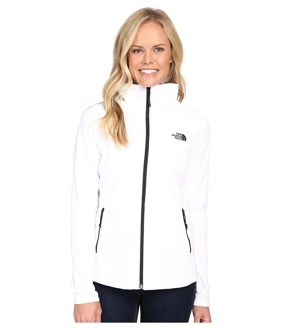 The North Face - Arcata Full Zip (TNF White) Women's Coat