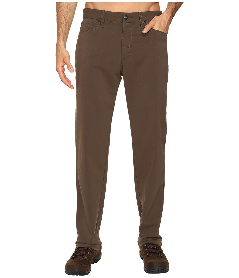 Mountain Hardwear - Piero Five-Pocket Pants (Tundra) Men's Casual Pants