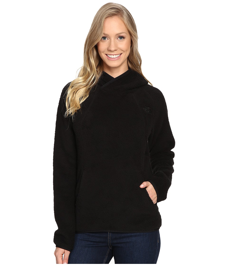 The North Face - Sherpa Pullover (TNF Black) Women's Sweatshirt