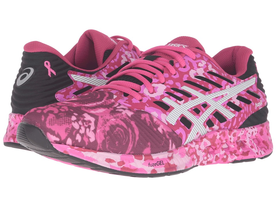ASICS - FuzeX PR (Pink Glow/White/Pink Ribbon) Women's Running Shoes