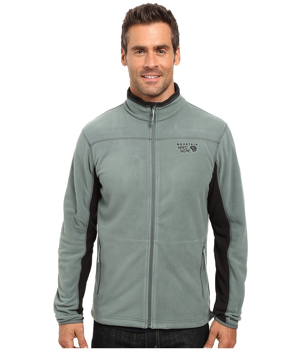 Mountain Hardwear Microchill 2.0 Jacket (Thunderhead Grey) Men