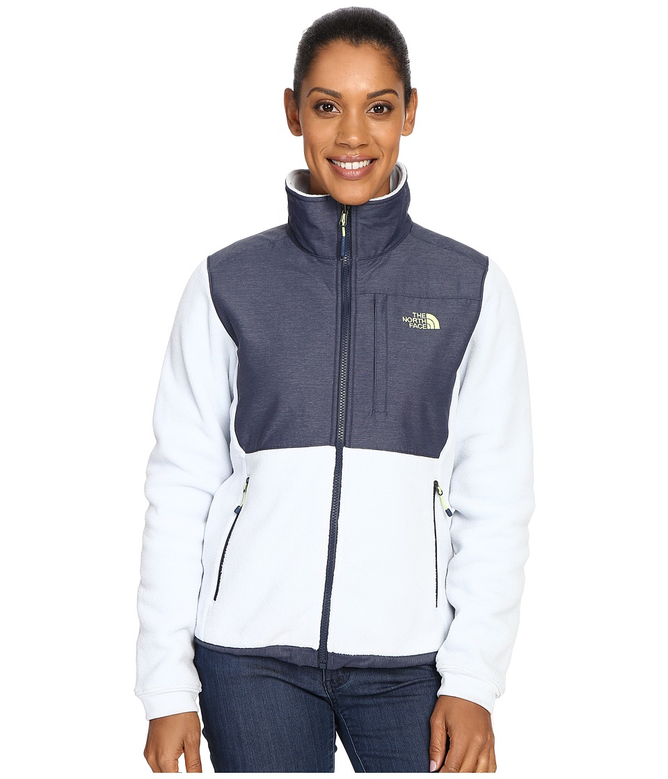 The North Face - Denali 2 Jacket (Arctic Ice Blue/Cosmic Blue Heather) Women's Coat
