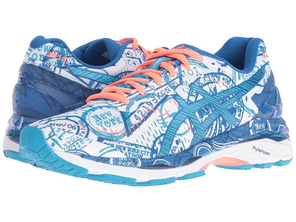 ASICS - Gel-Kayano 23 NYC (Twenty/Six/Two) Women's Running Shoes