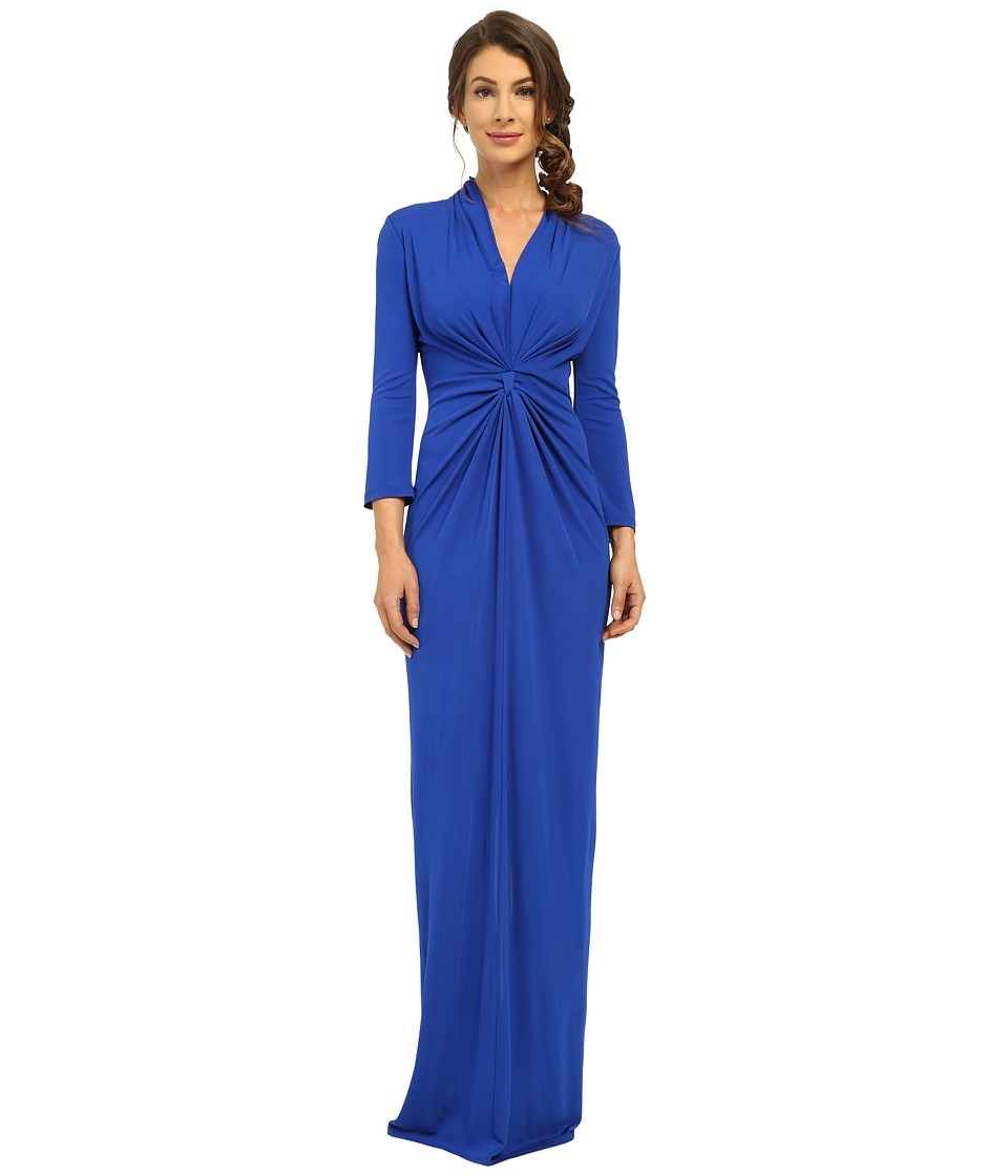 Shoshanna Sabinne Gown (Azure) Women