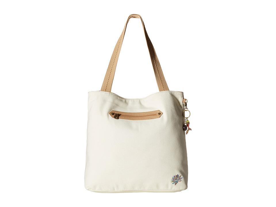 Sakroots - Artist Circle Reversible Tote (Citrus Xen Garden) Tote Handbags