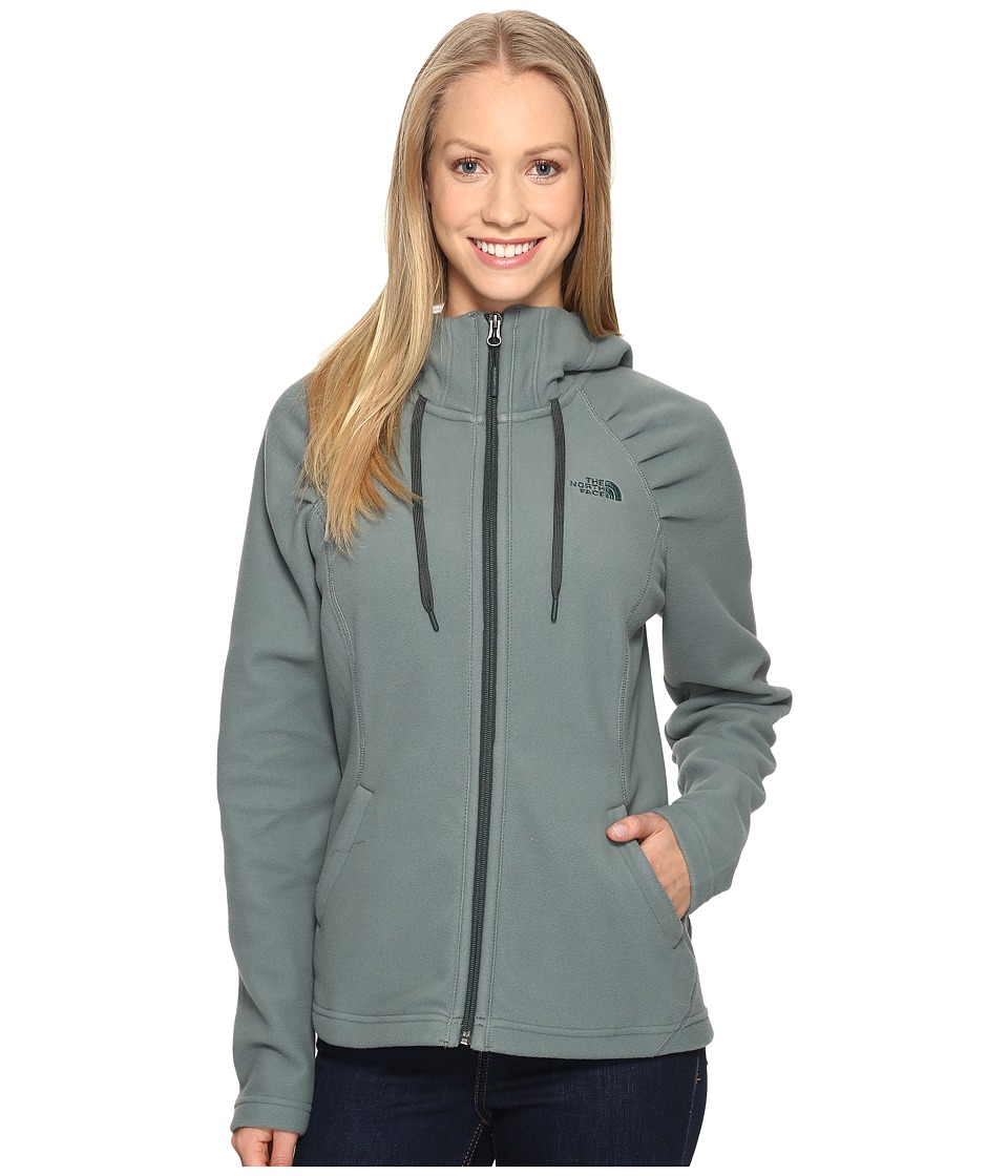 The North Face - Mezzaluna Hoodie (Balsam Green (Prior Season)) Women's Sweatshirt