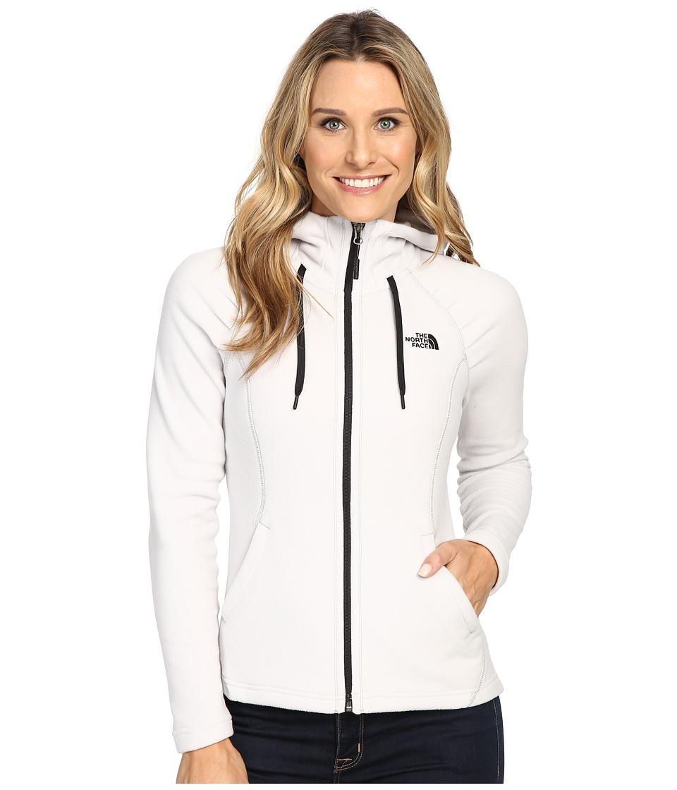 The North Face - Mezzaluna Hoodie (Lunar Ice Grey) Women's Sweatshirt