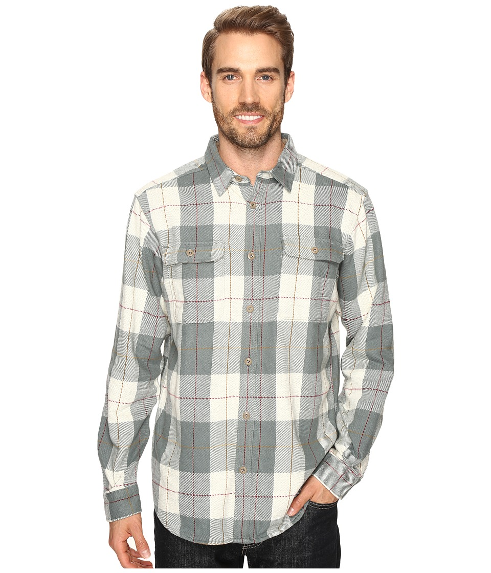 Mountain Hardwear - Walcott Long Sleeve Shirt (Thunderhead Grey) Men's Long Sleeve Button Up