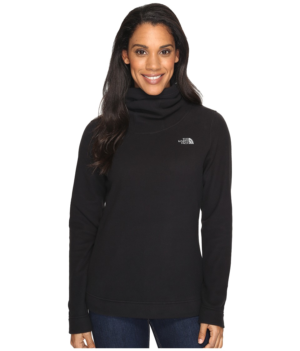 The North Face Novelty Glacier Pullover (TNF Black (Prior Season)) Women